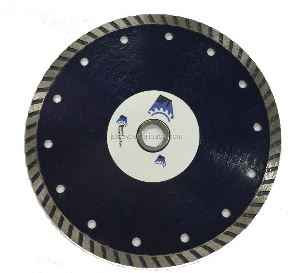 "5 Pack 7"" Diamond Saw Blade Turbo for Cutting Tile,Ceramic,Concret,Stone"