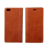 For Huawei Ascend P8 Lite Luxury Flip Leather Wallet Cell Phone Case Cover