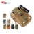 Multifunction custom mens women sport bum pouch bag camo military travel waist pack