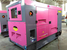 Super silent!!! new design 63dBA/1M! home used diesel silent generators
