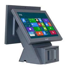 TAIKE Pos System Dual Screen With 58 Thermal Printer Driver Windows 7/XP Pos