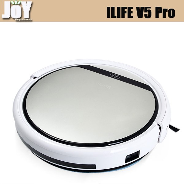 HOT SALE Chuwi ILIFE V5 Pro Intelligent Robotic vacuum cleaner robot Super Mute Sweeping Robot Wet and Dry Home Dust Cleaning