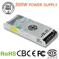 Factory single output 60A 5v ac to dc switch mode power supply
