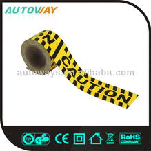 color printed underground detectable warning tape