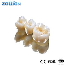 Denture material dental implant zirconia ceramics block
