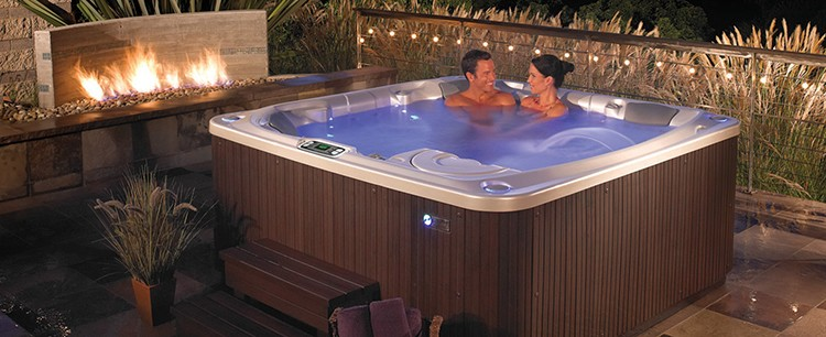 6 People Outdoor indoor acrylic whirlpool free standing balboa hot tubs spas made in China with sex massage