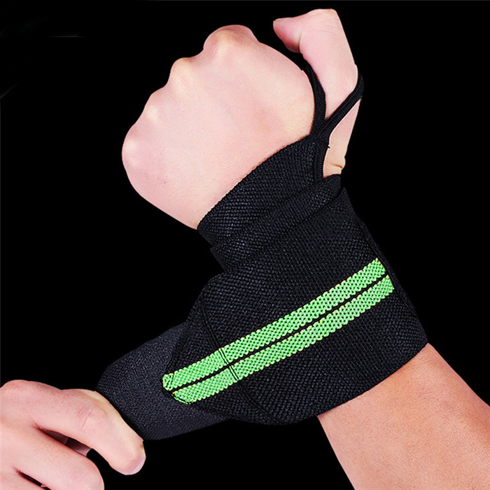 YOUME Sports Weightlifting Wrist Support Fitness Training Gloves <strong>Weight</strong> Lifting Wrist Bands Straps Wraps Gym Weightlifting