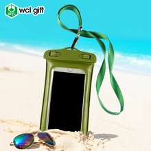 Promotional item phone accessory waterpark waterproof phone case for iPhone HTC Samsung
