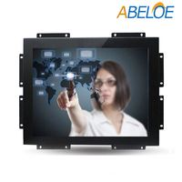 super tft lcd color tv monitor 15 Inch 4:3 1024*768 Square Metal Shell Open Frame Touch Screen Monitor