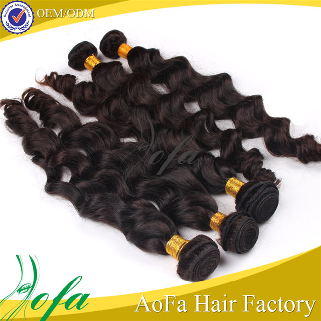 alibaba popular tangling free and shedding free hair pieces for black women