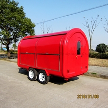fiberglass enclosed concession food trailers australia