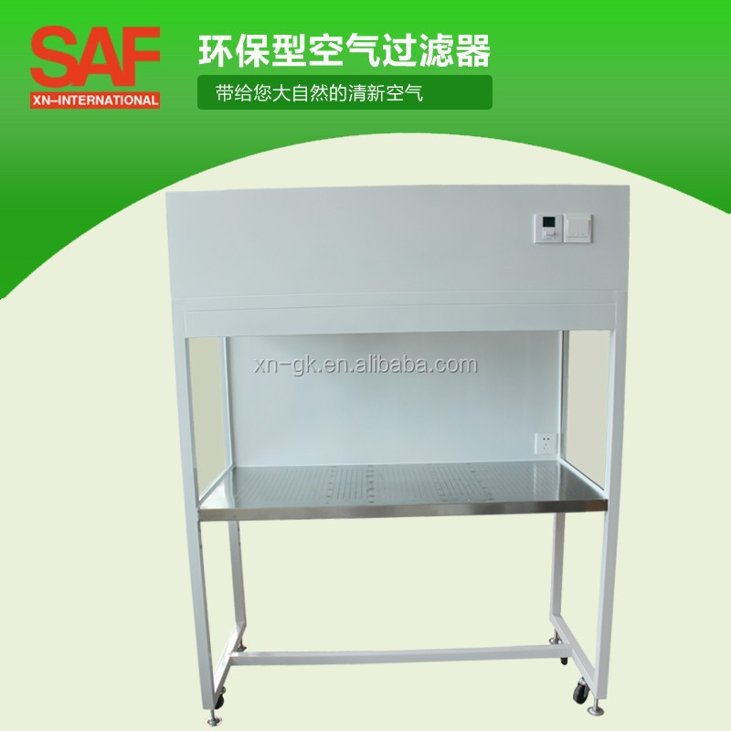 CE ISO RoHS 100 class horizontal laminar flow clean bench