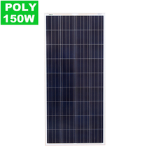 Photovoltaic Modules Polycrystalline Solar Panel150W