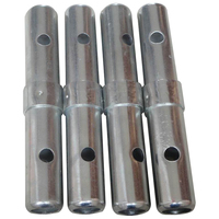 Safe reliable scaffolding joint pin