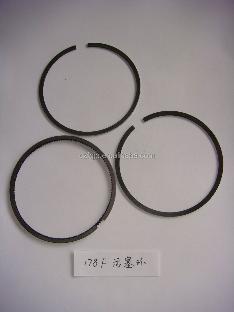 MADE IN CHINA-CY178F(8-10HP)Diesel engine PISTON RING YANMA TYPE Diesel engine parts