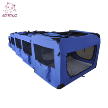 2017 New Products Environmental Protection Material Folding Dog Tent Promotion Custom Pet Carrier