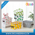 Encai Fashion Pattern Small Jewelry Storage Box Little Stuff Storage Basket