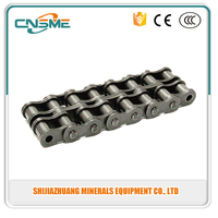 industrial conveyor roller technical short pitch roller chain in china