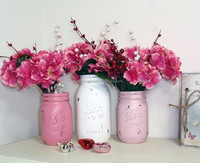 Imitation old Home decoration Glass Mason Jar