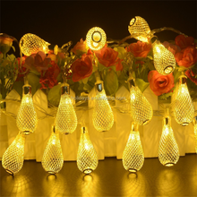 3*AA battery box operated holiday decorative led fairy string lights