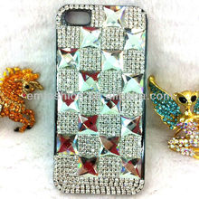 2013 New Arrival Fashion Bling Rhinestone Hot-selling Mobile Phone Case