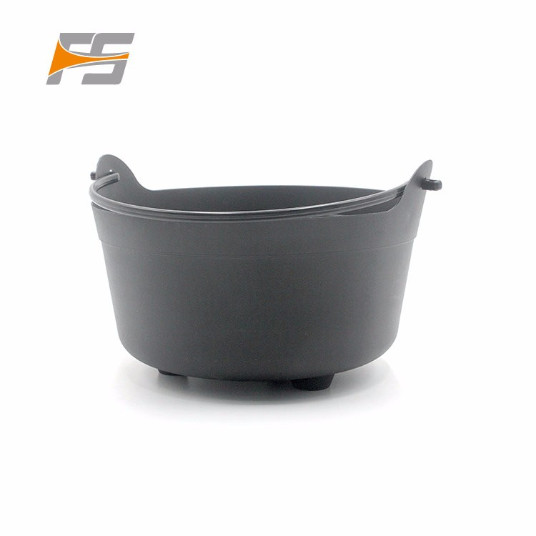 Fashionable Colorfull Plastic Bucket 15 Liter