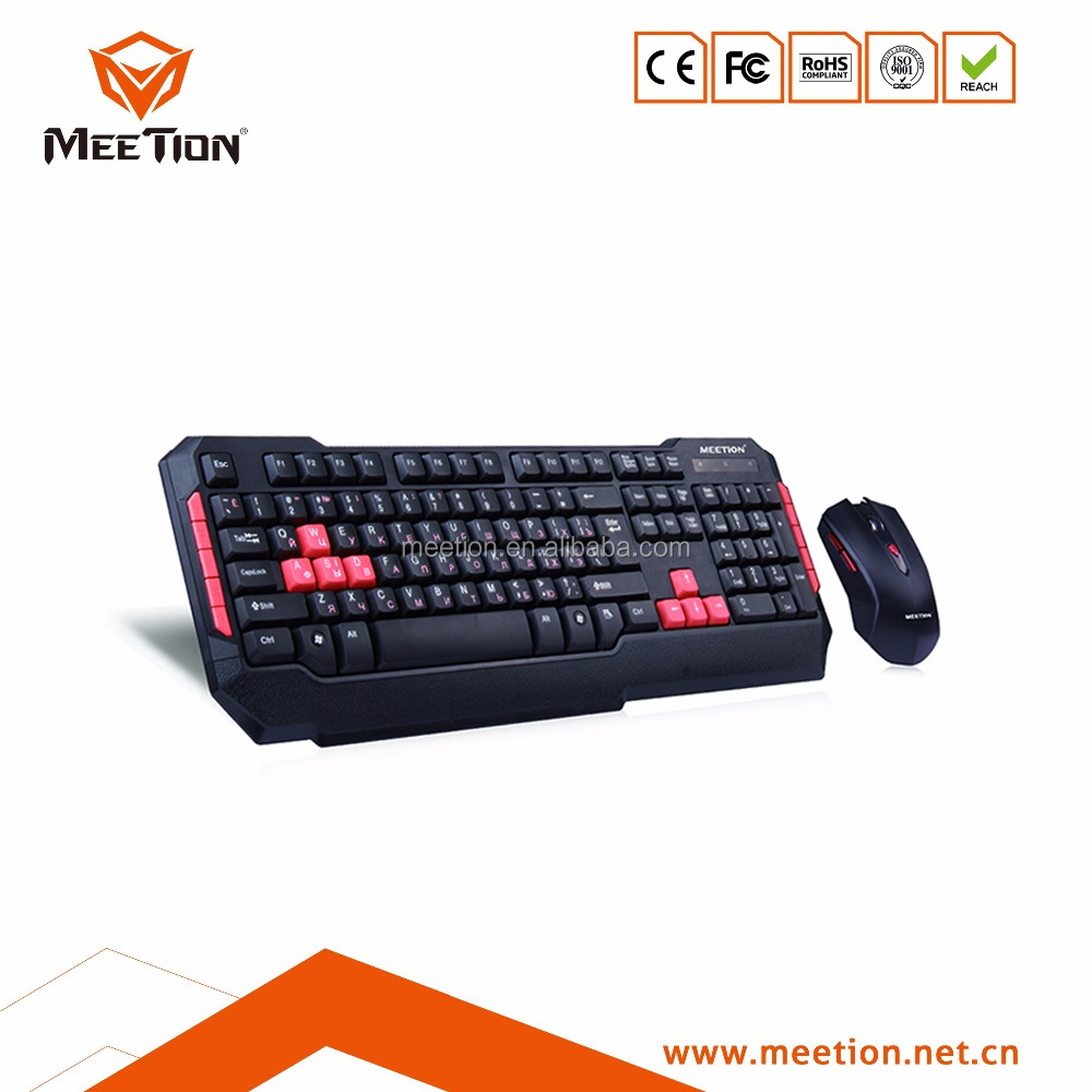USB Keyboard and mouse set wired Keyboard combo in Shenzhen factory