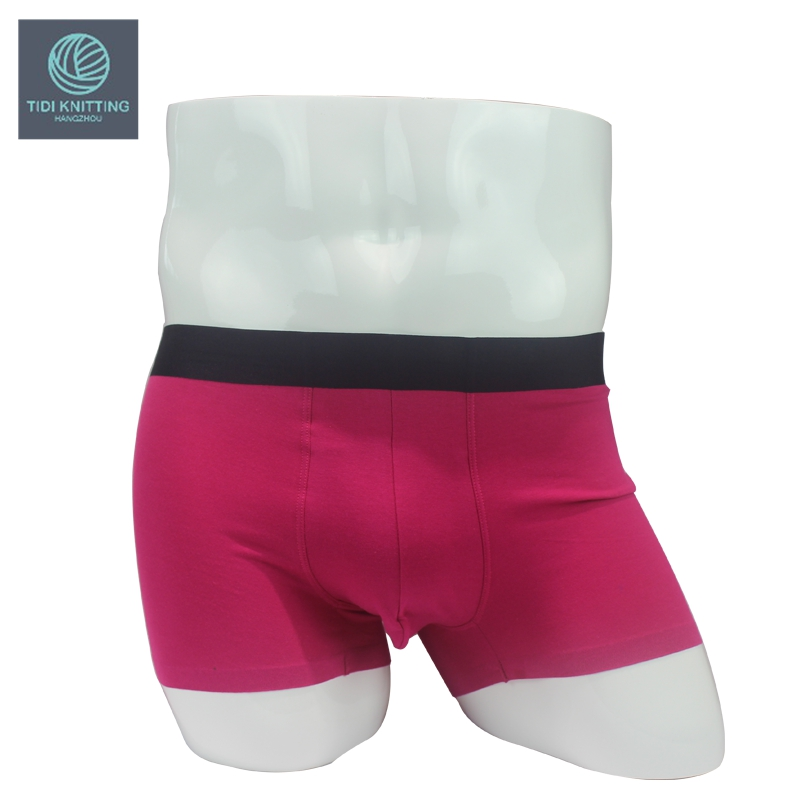 OEM service type custom adult man underwear and briefs sexy men boxer comfortable seamless men underwar