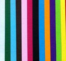 2mm 3mm 1mm thick wool felt Factory hot seller colorful wholesale polyester craft felt