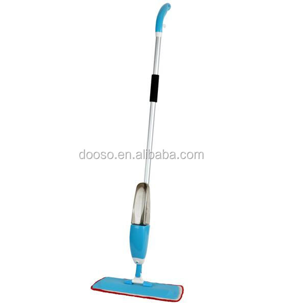 Telescopic Reveal Spray Mop Floor cleaning with Microfiber refill