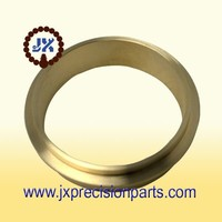 Both sides positioning axis of copper pieces Wear bushing brass CNC machining precision custom parts