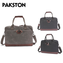Wholesale brand leisure mens shoulder canvas laptop messenger bag