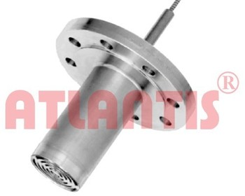 DIAPHRAGM SEALED Flange Process Connection-Extended diaphragm type