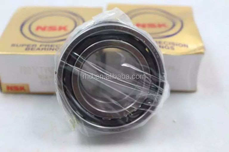 NSK High Precision bearing 7001 A angular contact ball bearing