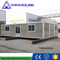 Light steel 20ft container house living container house sandwich panel container house