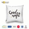 Latest Design Lovely Black And White Couples Design Monochrome Monogrammed Cushion Cover