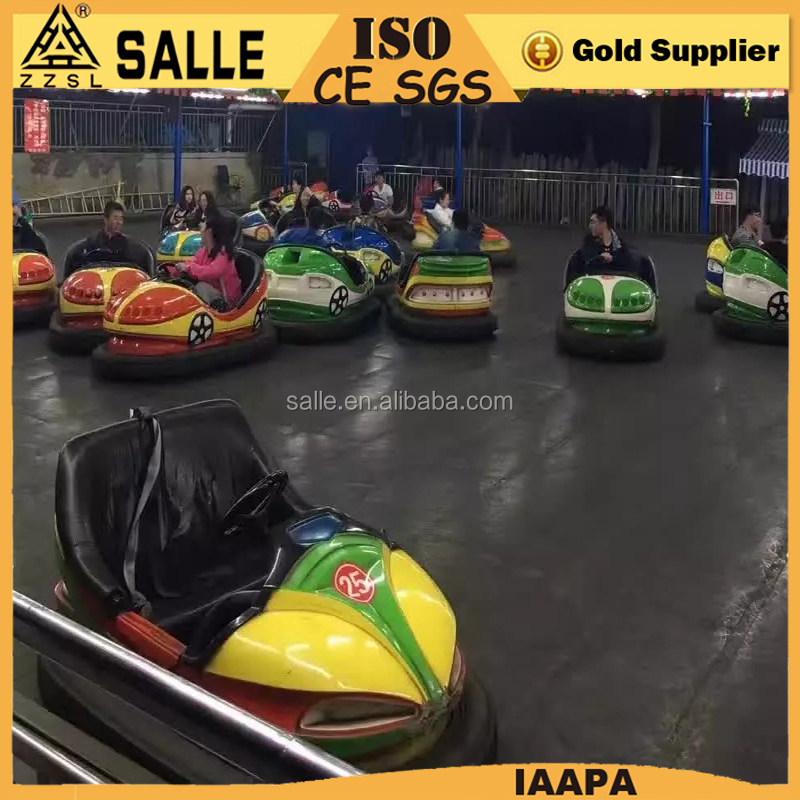 Attraction Chinese Mini Bumper Car for kids & adults