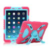 Hot Wholesale Armor Waterproof Shockproof Kid Stand Case Cover for ipad 2 3 4 Air Case