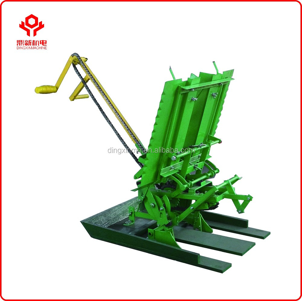 Hand Operated Paddy Transplanter/paddy planter/rice planting machine for sale