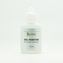 Wholesale Professional Gel Type Remover 15g Eyelash Extension Ahesive Glue/Korea/ without logo
