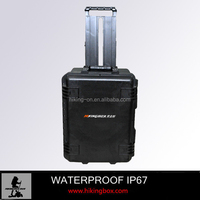 570*418*285mm hard waterproof hard plastic case for ip camera