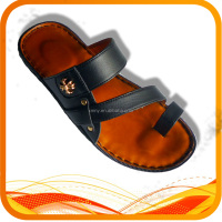New design handmade arabic sandal men leather footwear