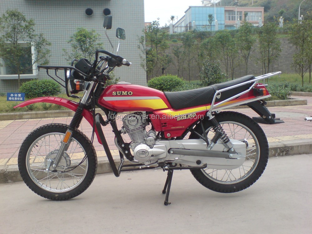 two wheel 4 stroke motorcycle, 150cc dirt bike factory price motorcycle low price