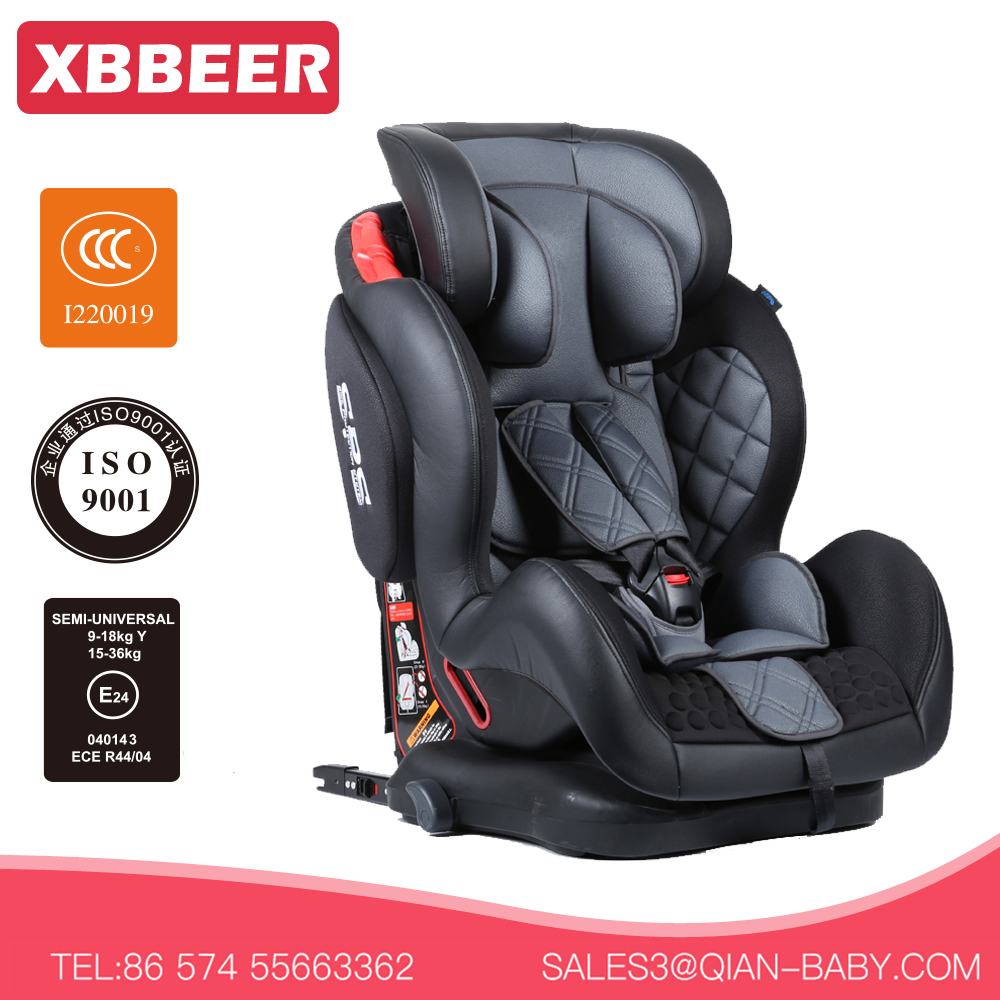 ECER44/04 certificate baby car seat for baby with sweden buckle baby cradle car seat