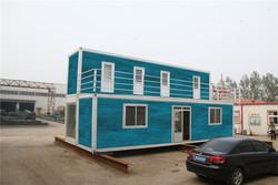 designed Beautiful car for container house