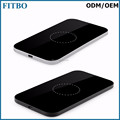 Smartphone Qi Wireless Charging Charger Pad For Samsung Galaxy S7 / S7 Edge Smartphone Gifts Wholesale