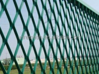 diamond wire mesh raised expanded metal/expanded