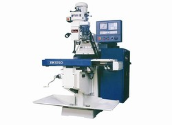 CNC Vertical Milling Machine Tools