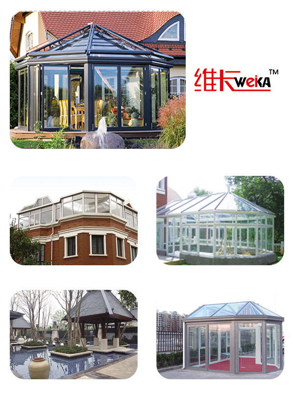 International brand aluminum window/aluminum window frame parts