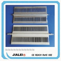 x-shape convector heating element for convector convector Aluminum